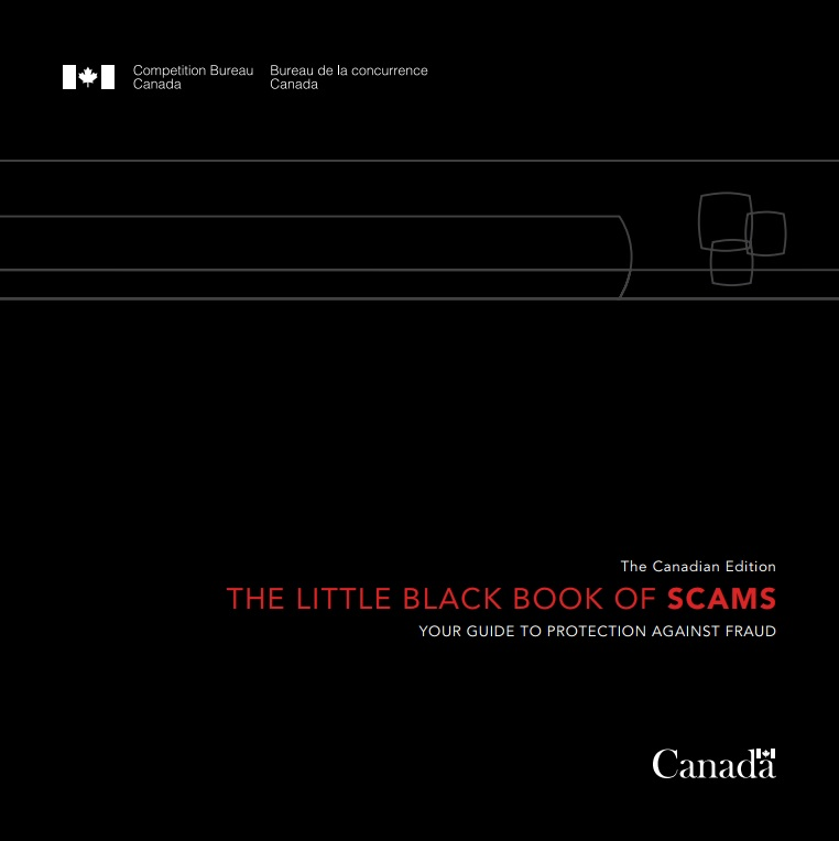 little black book of scams