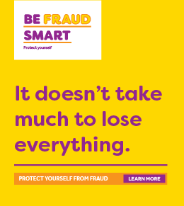 Be Fraud Smart